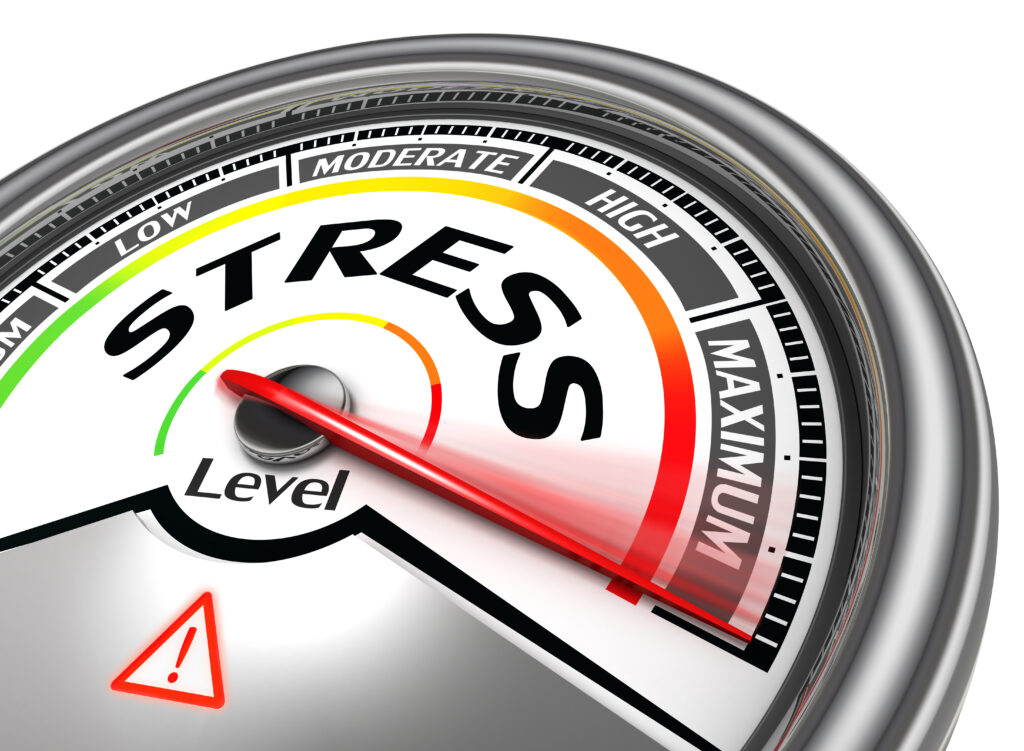 Stress signalen herkennen